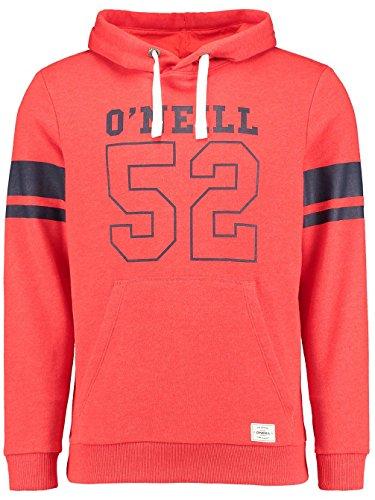 O'Neill Herren 52 Hoodie Sweatshirts fiery red