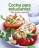 Cocina para estudiantes: Nuestras 100 mejores recetas en un solo libro