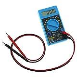 DT-830B Mini Type Multifunctional Handheld Digital Multimeter Bleu
