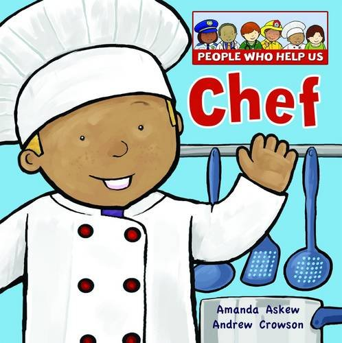 Chef (People Who Help Us) por Amanda Askew