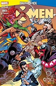 X-Men nº2 par Dennis Hopeless