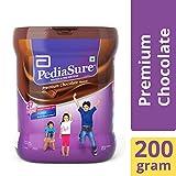 PediaSure Health & Nutrition Drink Powder for Kids Growth - 200g jar (Chocolate)