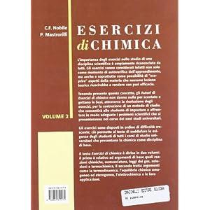 Esercizi di chimica: 2