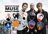 Muse Guitar Plektron Display Limited 500 Only