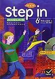 New Step In Anglais 6e + CD (manuel élève)