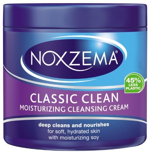 noxzema-classic-clean-moisturizing-cleansing-cream-12-ounce-plastic-pack-of-6-by-noxzema