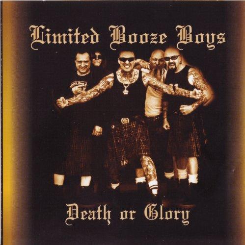 Limited Booze Boys: Death Or Glory (Audio CD)