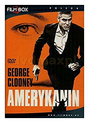 The American [DVD] [Region 2] (English audio) by George Clooney
