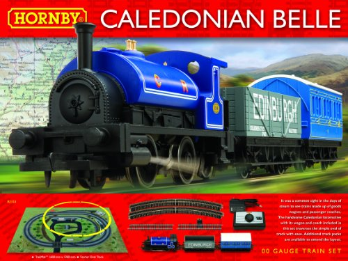 Hornby R1151 Caledonian Belle 00 Gauge Electric Train, used for sale  Delivered anywhere in Ireland
