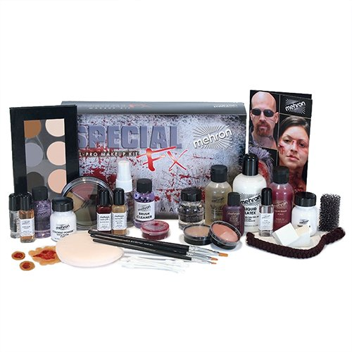 Mehron Special Kit Maquillage Fx All-pro