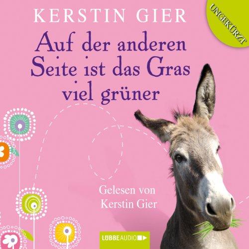 Buchseite und Rezensionen zu 'Auf der anderen Seite ist das Gras viel grüner' von Kerstin Gier