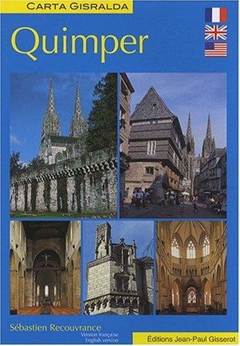 Quimper : Edition bilingue franais-anglais