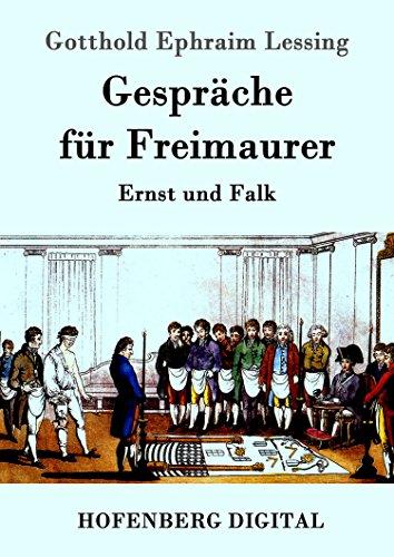 Gespräche für Freimaurer: Ernst und Falk