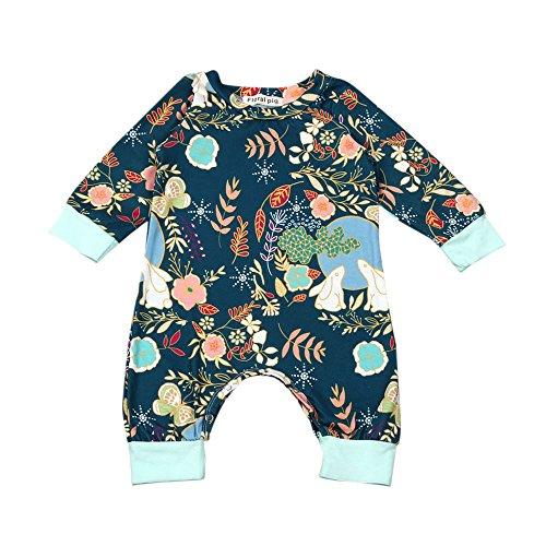 b499197eb Subfamily Ropa Bebe, Recién Nacido bebé niño bebés niñas Carta Tops ...