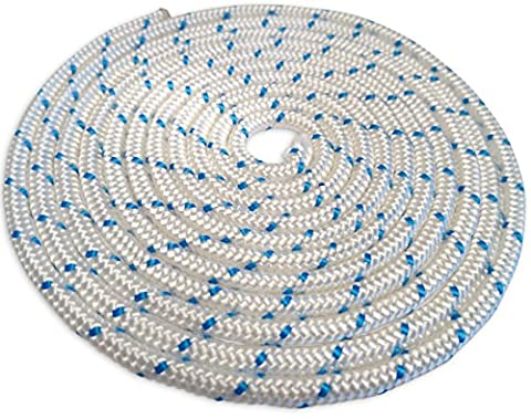 5mm recoil cord mower generator nylon engine starter rope 2 Metres (not polyester)