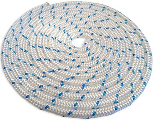 Generator Pull Cord Welder Recoil Seil 100{dbc76c40ee4c10e302e272a0c8feaaa128924b33b7ecbd220439ba9820a6acc4} Nylon Rope UV-stabilisiert 5mm x 2m