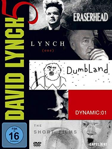 The David Lynch 5 [5 DVDs] (inkl. Eraserhead) [Limited Edition] -