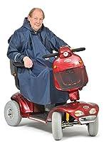 Mobility Scooter Rain Poncho / Cape