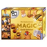 Kosmos-698232-Zauberschule-Magic-Gold-Edition Kosmos 698232 – Zauberschule Magic – Gold Edition -