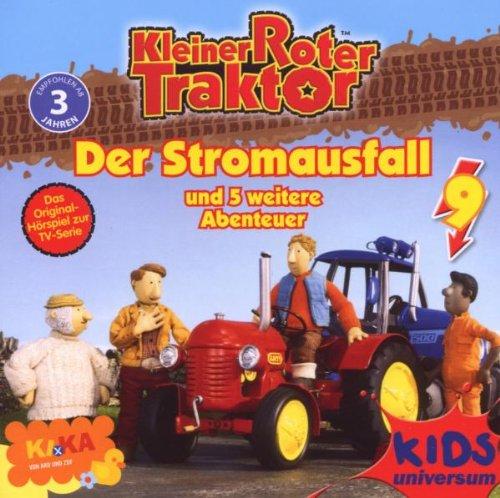 Kleiner Roter Traktor 9 Audio:der Stromausfall und Rote 9