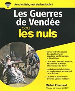 vignette de 'Les guerres de Vendée (Michel Chamard)'