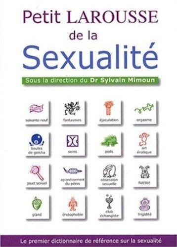 Petit Larousse de la sexualité par Collectif