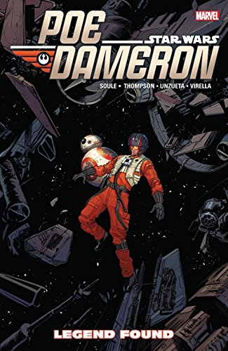 Collects Star Wars: Poe Dameron #20-25 and Annual #1.The galaxy's greatest pilot flies on! General Leia Organa gave Poe Dameron an important task: locate the mysterious Lor San Tekka. And our hero may be closer than he thinks — but can he get the job...