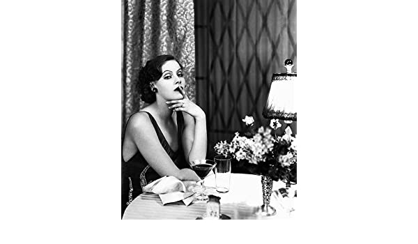 Moviestore Greta Garbo 25x20cm Schwarzwei/ß-Foto