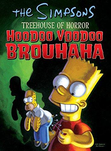 The Simpsons Treehouse of Horror Hoodoo Voodoo Brouhaha (Simpsons (Harper))