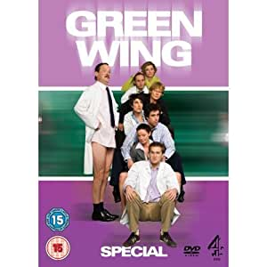 Green Wing Special [DVD]