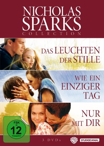 Nicholas Sparks Collection [3 DVDs]