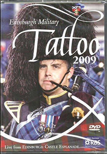 Edinburgh Military Tattoo 2009 [UK Import] - Edinburgh Military Tattoo