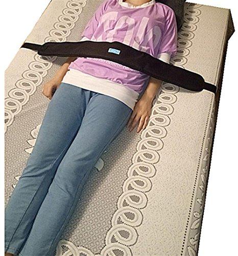 XYLUCKY Krankenbett-Rückhaltegurt des medizinischen Bettes / Verhindernfallbett-örtlich festgelegten Gurt-Sicherheitsgurt , l (Senior-gürtel)