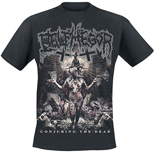 Belphegor -  T-shirt - Uomo nero XX-Large