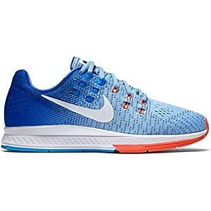 Zapatos Mujer Air Zoom Structure 19, BLU - Azzurro, 8