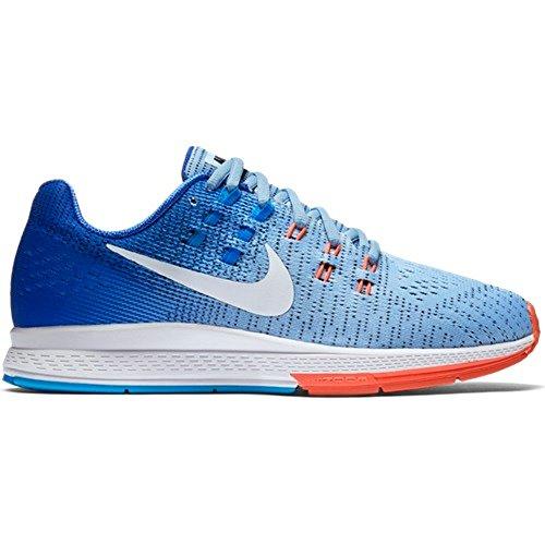 33cf6e4b89 Zapatos Mujer Air Zoom Structure 19, BLU - Azzurro, 8