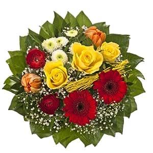 Blumenstrauss Frühlingsgrüsse - LIEFERUNG AM 14.02.2014