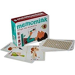 Fournier - Baraja educativa Memomiak, 40 cartas (1028151)