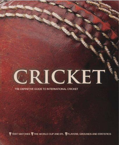 The Complete Cricket Encyclopedia por Parragon Book Service Ltd