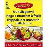 AEROXON - Piège pour mouches et moucherons des fruits