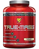 BSN True Mass Ultra-Premium Cookies and Cream Lean Mass Gainer 2.61kg