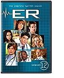 Er: Complete Twelfth Season [DVD] [Region 1] [US Import] [NTSC]