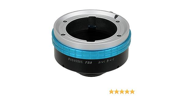 Fotodiox Pro Lens Mount Adapter Compatible With Arri Elektronik