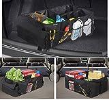 Zona Tech coche bolsa de almacenamiento organizador para maletero