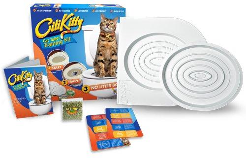 CitiKitty Cat Toilet Training Kit 2