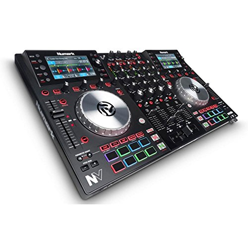 Numark NV-DJ-Controller (AC, AC, USB)