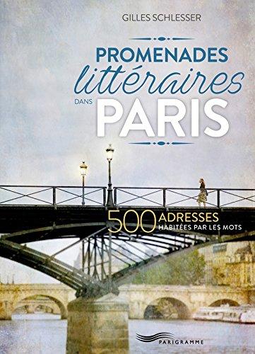 Promenades littraires dans Paris