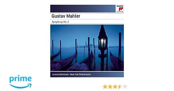 Mahler: Sinfonie Nr. 5 - Gustav Mahler, Leonard Bernstein, New York ...