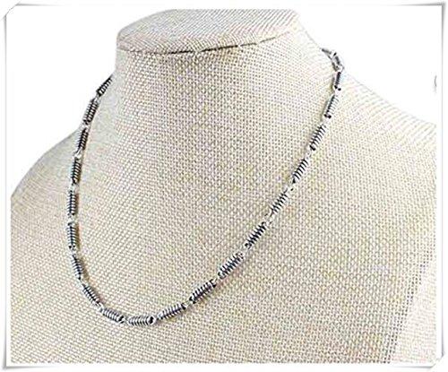 Gewinde Anhänger Halskette (Gewinde Fang)