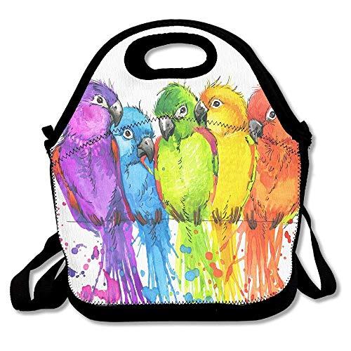 xifeng Zu kühl für glutenfreie Kuchen-Sonnenbrille-Taschen-Handtaschen-Brotdose für die Schularbeit im Freien
